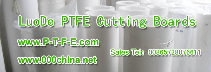 PTFE cutting boards