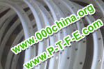 PTFE conduit seals