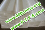 PTFE shaped profiles